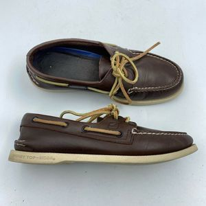 Sperry Top Sider Mens 2 Eye Boat Shoes 7 M EUR 40